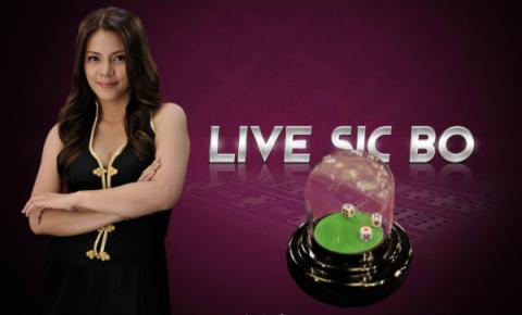 Live Casino Sicbo Online Sediakan Banyak Keunggulan